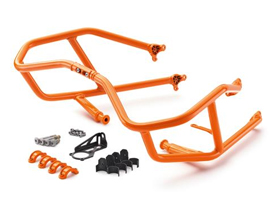 CRASH BARS & ENGINE PROTECTION