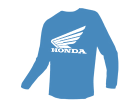 HONDA CLOTHING RANGE